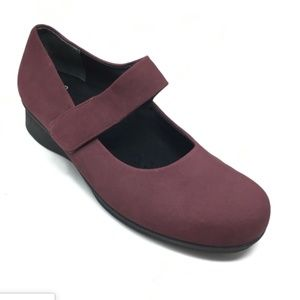 Women's Abeo Ella Mary Jane Loafers Clogs Size 8M